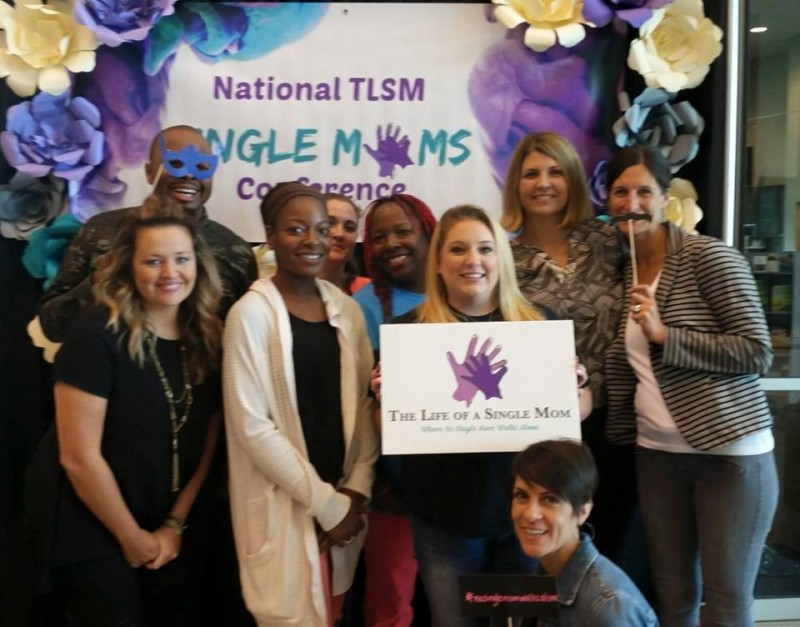 national conference pic of single moms