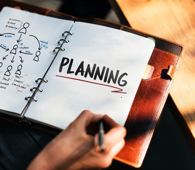 planning journal