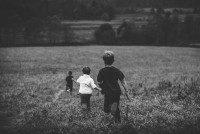 when your child runs