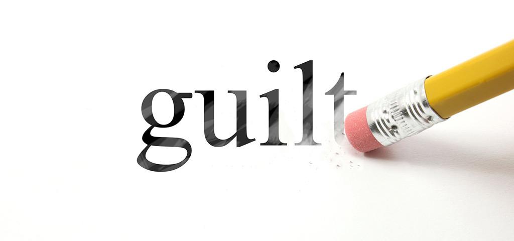 erase guilt
