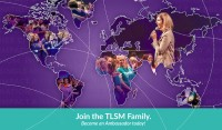 TLSM world map