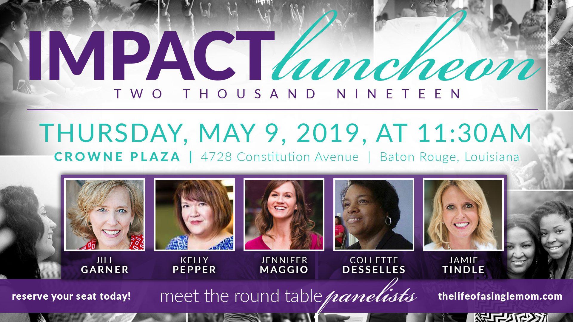 2019 Impact Luncheon