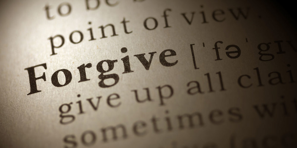 Definition of Forgive